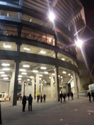 Südostecke des Westfalenstadions bzw. Signal Iduna Parks